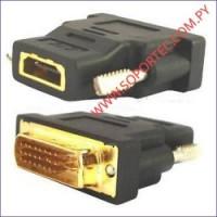 Adaptador DVI-I A HDMI