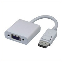 Display Port A VGA