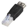 Conector Rj45 a USB