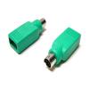 Conector USB a PS2 Macho